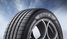 San Francisco: Uusi Audi e-tron varustettuna Goodyear Eagle F1 Asymmetric 3 SUV -renkailla