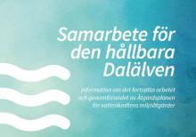 Fortsatt samarbete om vattenkraftåtgärder i Dalälven