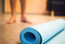 Forskning visar att yoga lugnar intagna