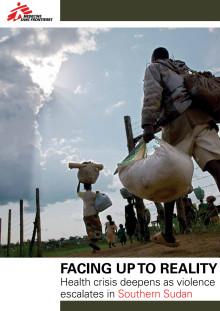 Läkare Utan Gränsers rapport om södra Sudan