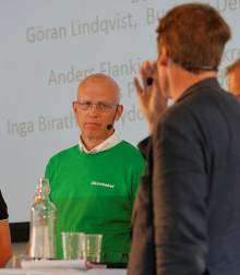 Industriföretag och politiker debatterade hållbarhet