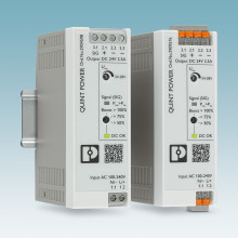 Compact high-performance power supply