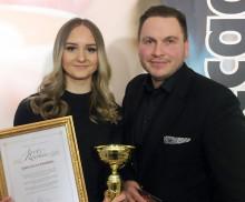 "ThorenGruppen delade ut priset till ""Årets unga stjärnskott"" på Umeå Idrottsgala"