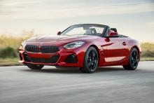 Roadstern är tillbaka: Världspremiär av nya BMW Z4