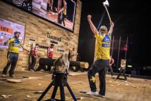Sverige tog en imponerade åttondeplats i VM