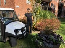 Stockholmshem: Egna trädgårdsmästare ger vackrare miljöer och gladare hyresgäster