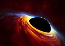 Spektakulär supernova var snurrande svart hål