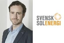 Eneos VD ny ordförande i Svensk Solenergi