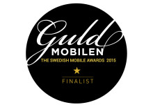 The digital platform Zmarta named finalist at the Swedish Mobile Awards