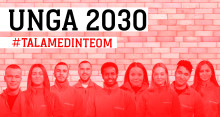 """Anmäl dig till Fryshusets mingel i Almedalen """"Unga 2030""""."""