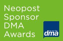 Neopost Sponsors 2015 DMA Awards