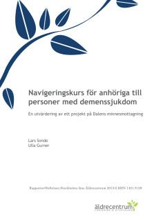 Navigeringskurs för anhöriga till personer med demenssjukdom