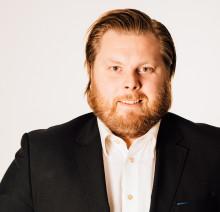 Military Work rekryterar Erik Björkman