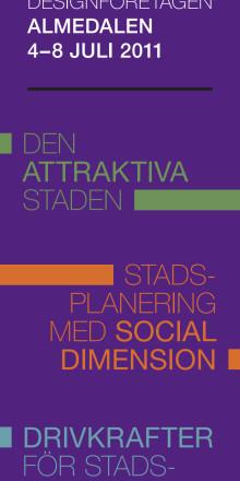 Inbjudan STD-företagen i Almedalen 2011