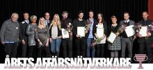Veronica Hedenmark nominerad till Årets Affärsnätverkare 2012!