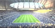 Tottenham release video of stunning new stadium