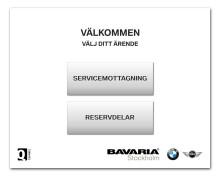 BMW använder kösystemet Q-channel
