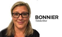 Frida Åberg till Bonnier Tidskrifter