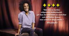 """Marika Carlsson slutspurtar inför sommaren med föreställningen """"Jag är Gud""""  endast fem föreställningar kvar"""