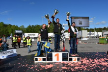 Norge vinder Scania Driver Competitions 2018-2019