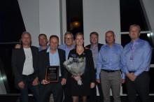 Gunnebo kåret som Årets sikkerhedsvirksomhed 2017