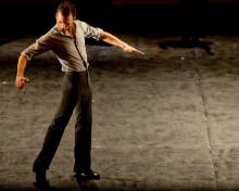 Spanske flamencostjärnan Marco Flores tar dansen till Umeå för turnépremiär