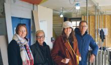 Berghs inleder samarbete med Grand North i Östersund