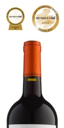 """Brazin- """"Bästa röda amerikanska vin""""!"""