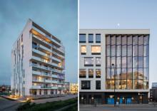 FOJAB kammade hem både Stadsbyggnadspriset i Malmö och Gröna Lansen