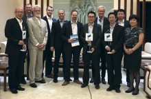 Bordtennis-VM i Halmstad knyter starka band mellan Sverige och Kina