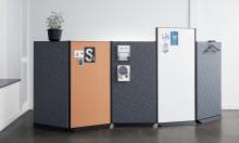 Thomas Bernstrand designar ny skärmserie för Abstracta - gör individen till medskapare