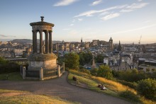 Edinburgh named second best rated destination in UK for 2016