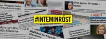 Sverige: Tusentals kräver att politikerna tar ansvar för sin retorik