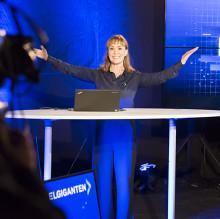 Elgigantens Hanna Bergfäldt, finalist i kategorin Sveriges HR-chef!