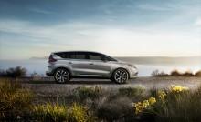 Ny Renault Espace får de maksimale fem stjerner i EuroNCAP testen
