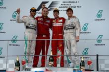 Ferrari tog hem första segern sedan 2013