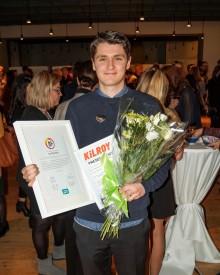 Årets Vikarie 2018 är studenten Axel Björling, 22 år, från Hägersten i Stockholm