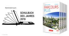 """Beste Schulbücher in Köln ausgezeichnet: Französischlehrwerk """"Parcours Plus"""" erhält Auszeichnung in Silber"""