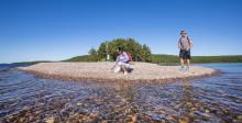 Eteläiselle Saimaalle valmistellaan Unesco Geoparkia