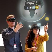NNIT indgår partnerskab med Virsabi om augmented reality til danske produktionsvirksomheder