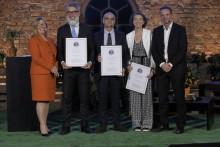 Sveriges största byggpris delades ut på Rambolls galakväll