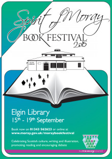 Spirit of Moray Book Festival 2015
