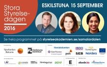 Stora Styrelsedagen 15 september i Eskilstuna
