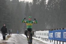 Seier til Siggerud, Wærenskjold, Sveum og Resell under NM i sykkelkross.