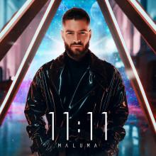 Maluma släpper nya albumet 11:11 idag