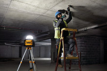 DEWALT® Brightens Jobsites with 20V MAX* Tool Connect™ All-Purpose Light