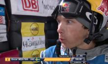 Oscar Wester tvåa i Mönchengladbach Big Air
