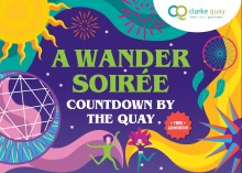 CLARKE QUAY - A WANDER SOIRÉE: COUNTDOWN BY THE QUAY