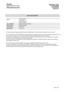 Dokumentation af SPS Seal Trace og SPS Primær (ENG)