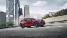 Ford dezvăluie noul SUV Explorer Plug-In Hybrid, care oferă 40 de kilometri de autonomie urbană cu emisii zero